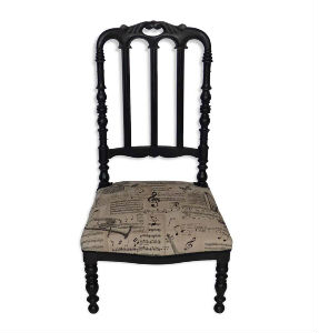 chaise nourice Napoleon 3, devenue ....